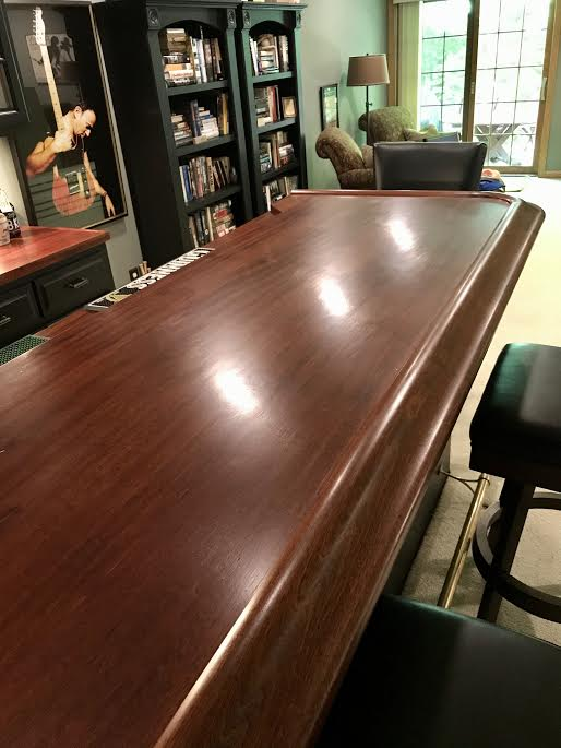 Bar Top Long