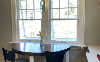 """Kitchen Nook """"Forever Table"""""""