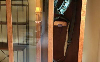 "Display Case for ""Ben Hur"" memorabilia!"